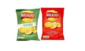 Packets of Crisps